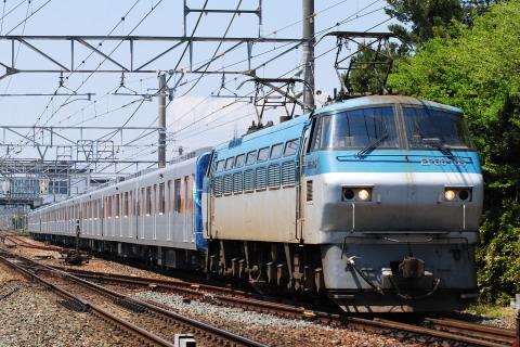 【東武】50000系51006F 甲種輸送