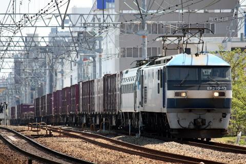 【JR貨】EF66-124 広島車両所へ