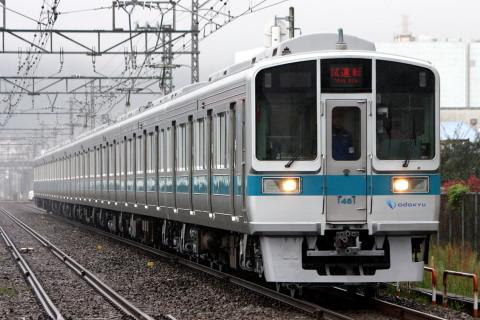 【小田急】1000形1081F 出場試運転