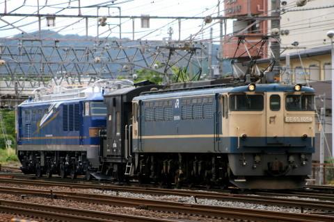 【JR東】EF510-506 甲種輸送