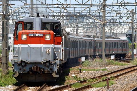 【東急】5050系5154F 甲種輸送(3日目)