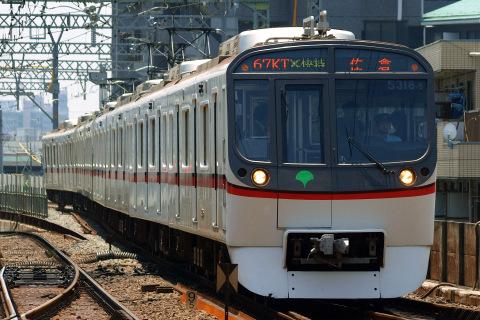 【都営】5300形による京成車運用代走