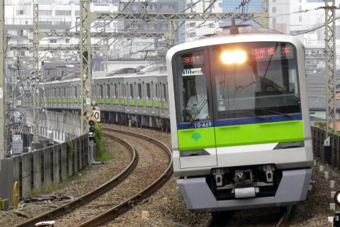 【都営】新宿線用10-300形10-460F 10両編成化