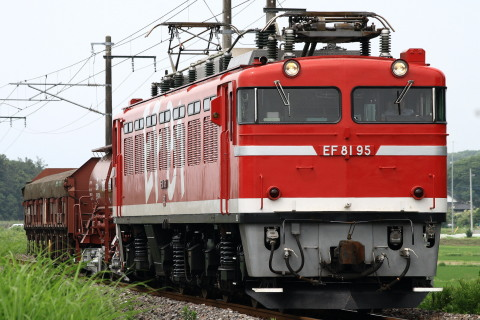 【JR貨】タキ1200-1 甲種輸送