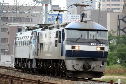 【JR貨】EF66-102 広島車両所へ回送