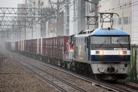 【JR貨】DE10-1576 広島車両所へ