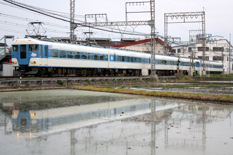 【近鉄】15200系使用の団体臨時列車運転