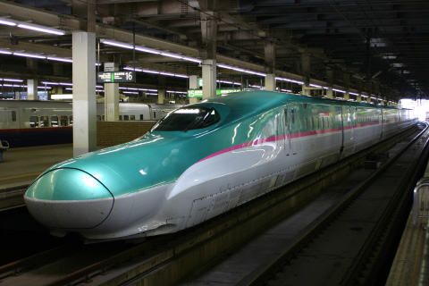 【JR東】E5系S11編成 試運転