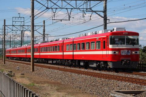 【東武】1800系1819F使用 ミステリートレイン運転