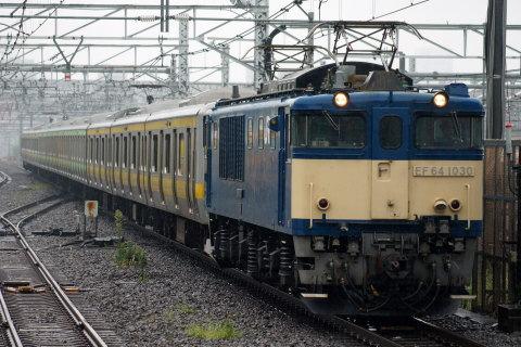 【JR東】元山手線用サハE230形500番代(6扉車) 長野配給(9月27日)