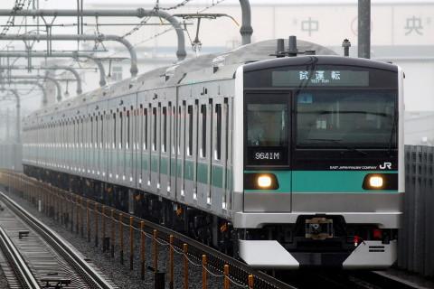 【JR東】E233系2000番代マト4編成 東急車輛出場
