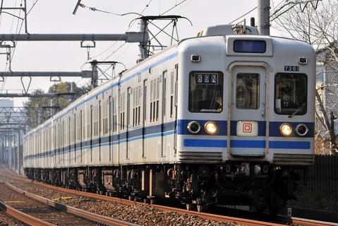 【北総】7260形7268編成 宗吾車両基地へ回送