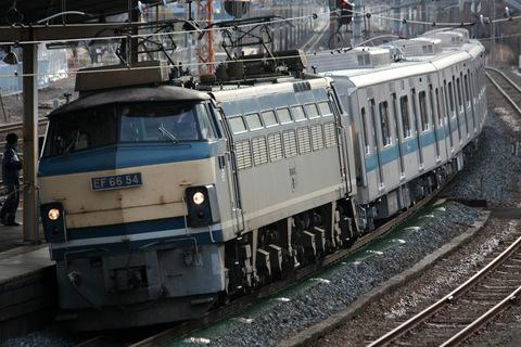 【小田急】3000形4両 甲種輸送