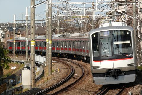 【東急】5050系5172F 営業開始