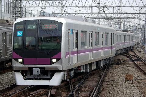 【メトロ】08系105F 鷺沼工場出場