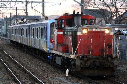 【横高】Y500系Y515編成 甲種輸送