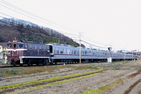 【東武】30000系31401F+31601F 東上線へ転属