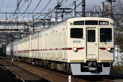 【京王】6000系6416F、6417F 若葉台へ回送