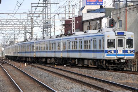 【北総】7260形7268編成 印旛車両基地へ回送