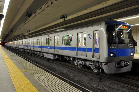 【小田急】4000形4063F 性能確認試運転