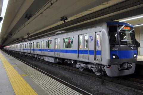 【小田急】4000形4063F試運転