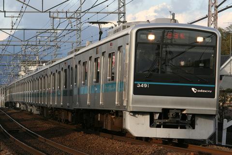 【小田急】3000形3091F 試運転