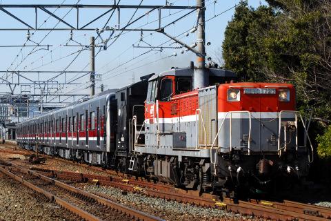 【新京成】N800形 甲種輸送