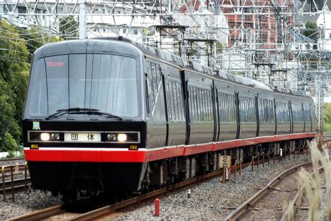 【伊豆急】2100系『黒船電車』使用 団体臨時列車