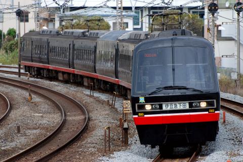 【伊豆急】特急「リゾート踊り子号」を2100系『黒船電車』で運転