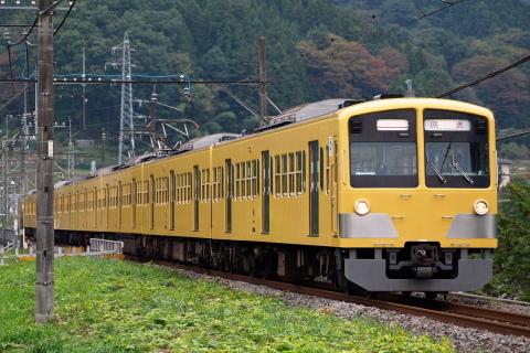 【西武】301系301F 廃車回送