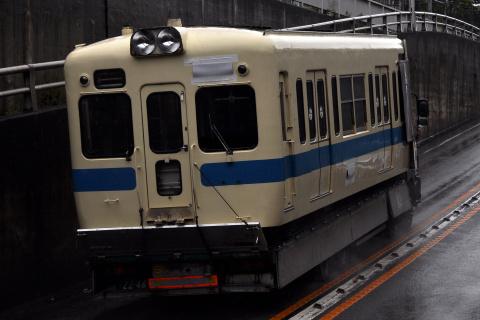 【小田急】5000形5065F 新宿側2両搬出