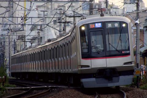 【東急】5050系5169F 運行番号表示更新
