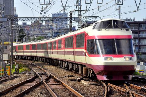 【小田急】10000形10001F(HiSE) 特別団体専用列車運転
