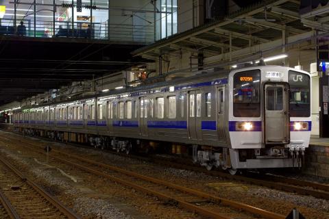 【JR東】415系カツK532編成 郡山総合車両センター出場