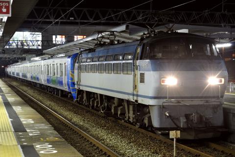 【西武】30000系38111F 甲種輸送