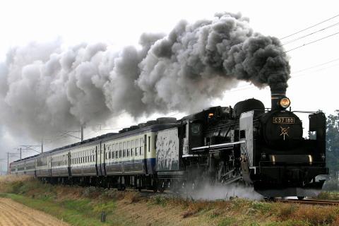 【JR東】快速「SL郡山・会津路号」運転