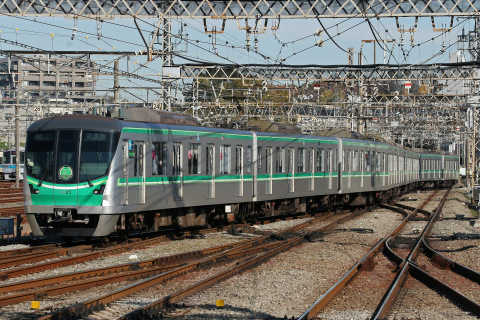 【メトロ】東京メトロ16000系16105F 小田急線試運転