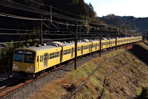 【西武】301系311F 廃車回送