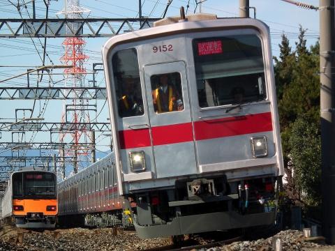 【東武】9000系9152F 出場試運転