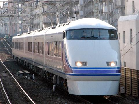 【東武】100系105F(リニューアル編成) 運用復帰
