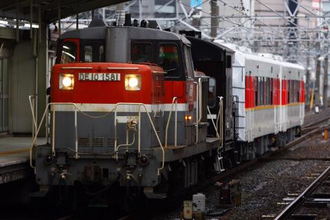 【松浦】MR-600形2両 甲種輸送