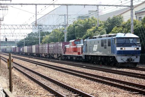 【JR貨】DD51-833 門司機関区へ