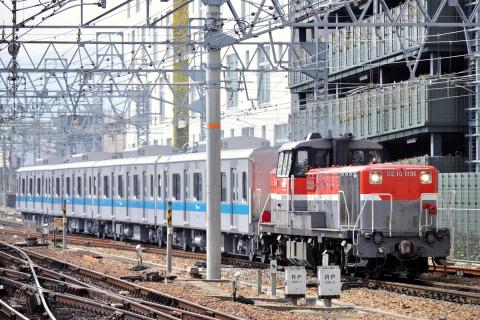 【小田急】3000系4両 甲種輸送