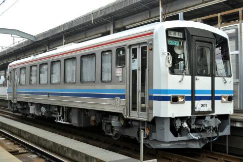 【JR西】キハ120-311 後藤総合車両所出場