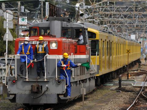 【西武】2000系2091F 甲種輸送