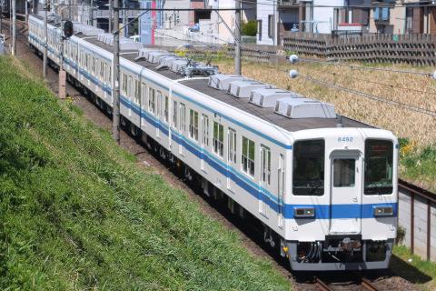 【東武】8000系8192F 野田線で運用開始