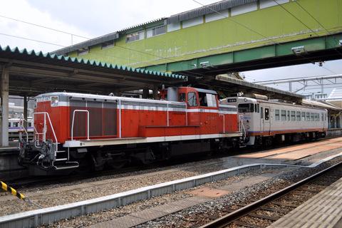 【JR西】キハ40-3001 岡山へ回送