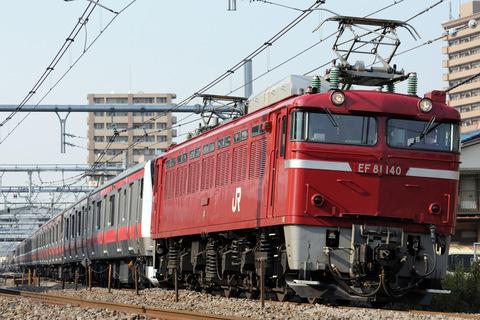【JR東】E233系5000番代ケヨ516編成 新津出場配給