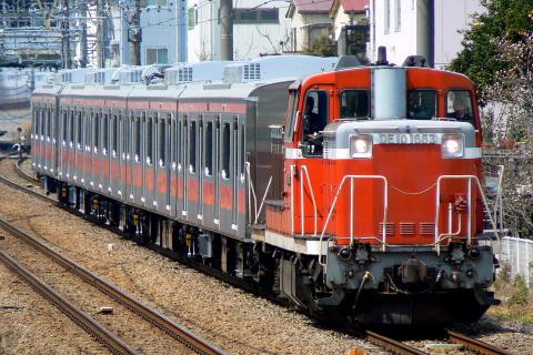 【東急】4000系4101F 甲種輸送(30日分)