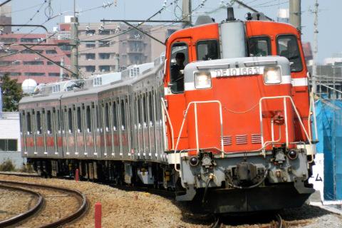 【東急】4000系4101F 甲種輸送(31日)